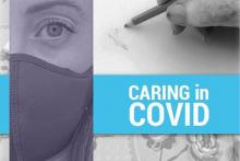 A picture of Sanctuary Supported Living featured in 'Caring in Covid' e-book