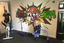 A picture of Gym opens at Hartlepool homeless service