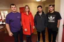 A picture of Young people in Hartlepool have a new chance for a fresh start