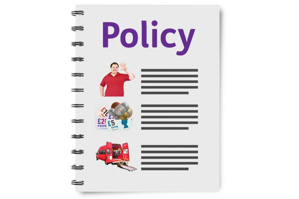 Policy & procedures