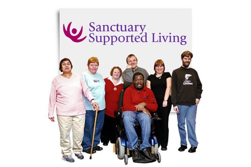 Group of service users