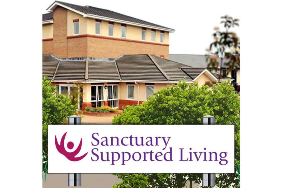 We are Sanctuary Supported Living