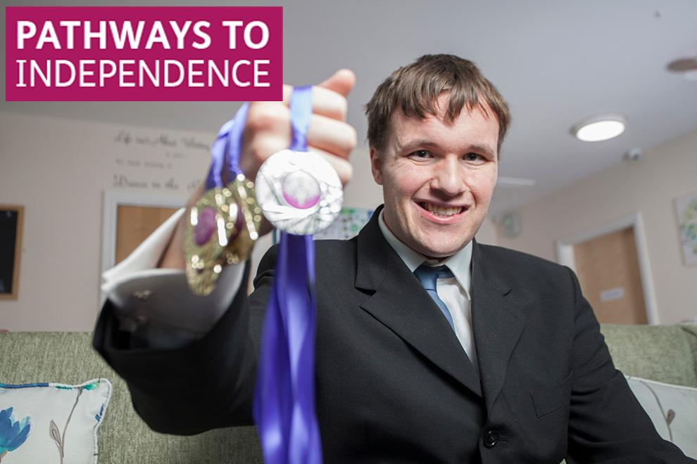 Sanctuary Supported Living support residents to achieve more than they thought possible
